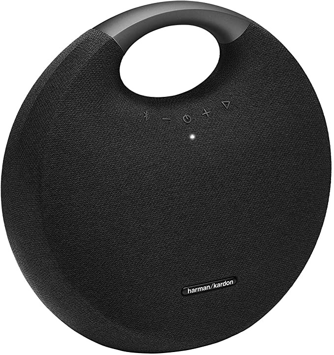Harman Kardon Onyx Studio 6 Tanzania - Bluetooth Speaker with Handle - Black