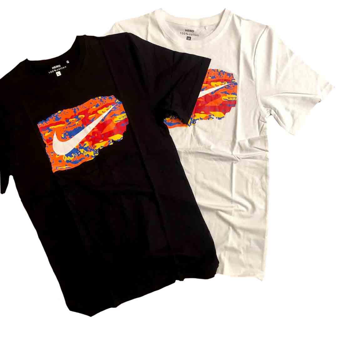 Nunua T shirt za kiume Tanzania