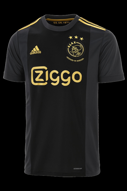 Jezi Mpya Ya #Ajax (Special Golden Anniversar kit 2020/21)