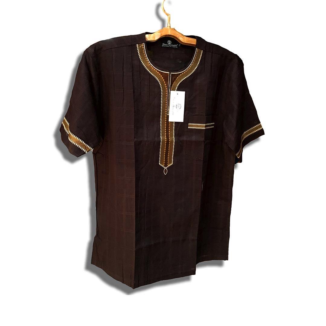 African print shirt Tanzania