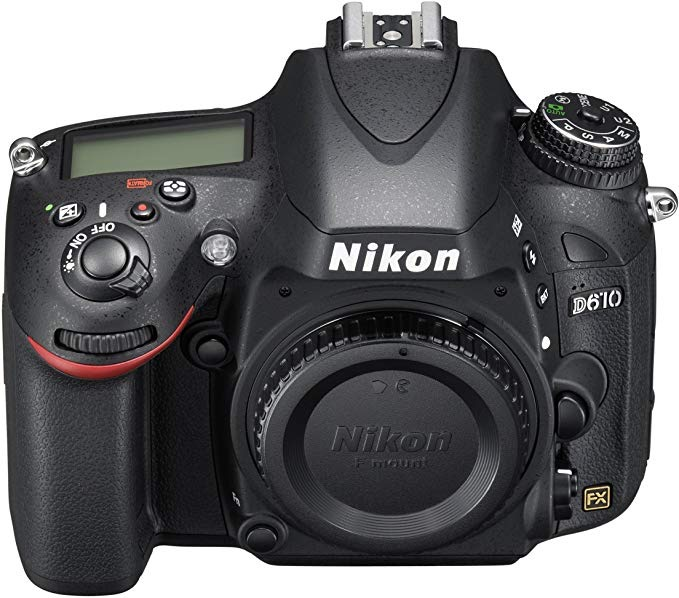 Nikon D610 body only New