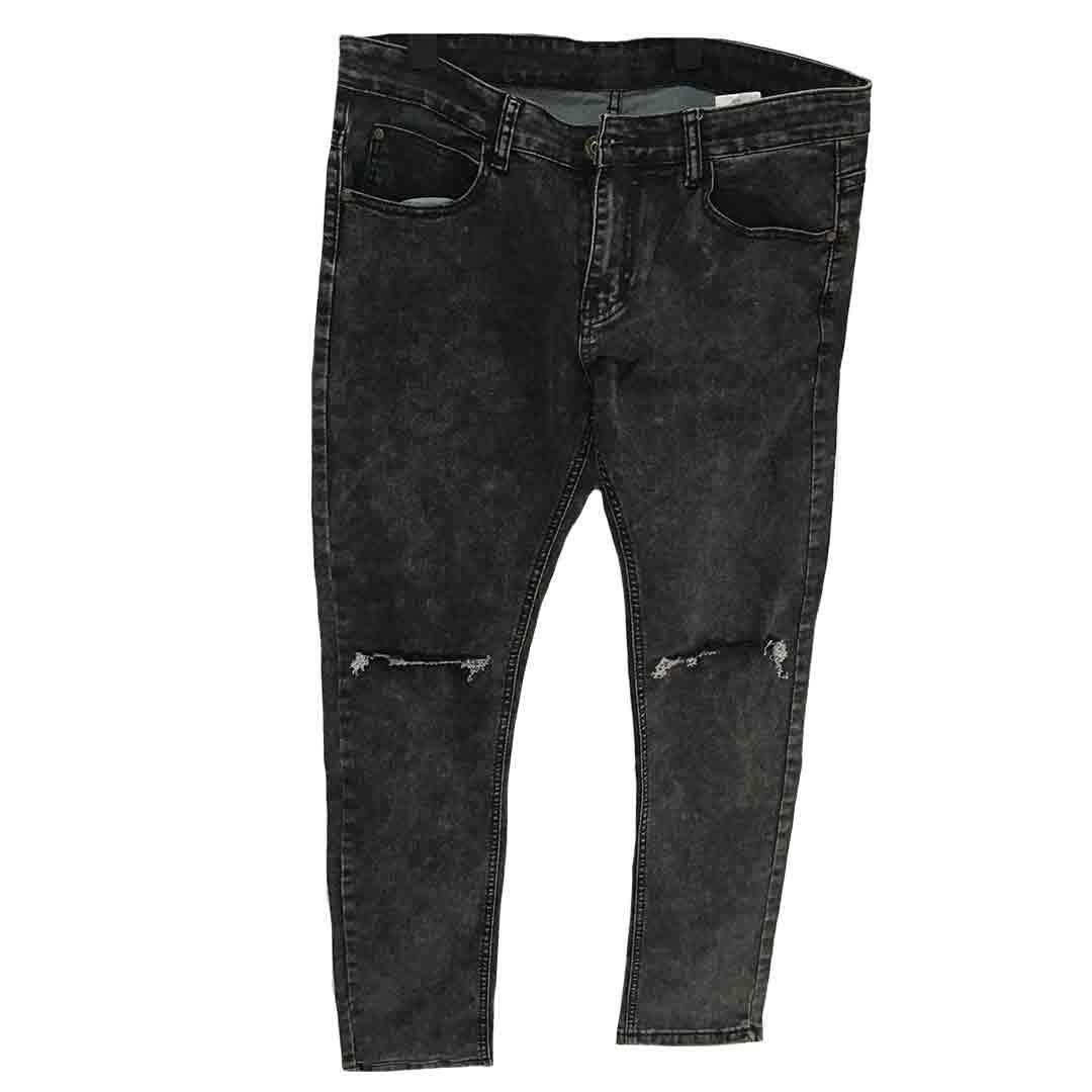 Tampered Denim Jeans Tanzania