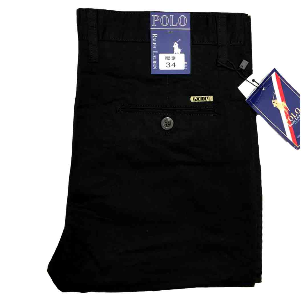 Cadet Trousers Tanzania (black colored & stretched pants)