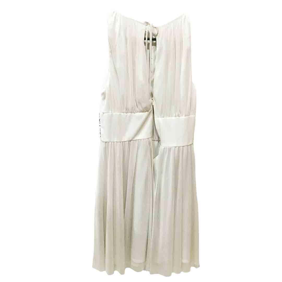 White dress for women in Tanzania