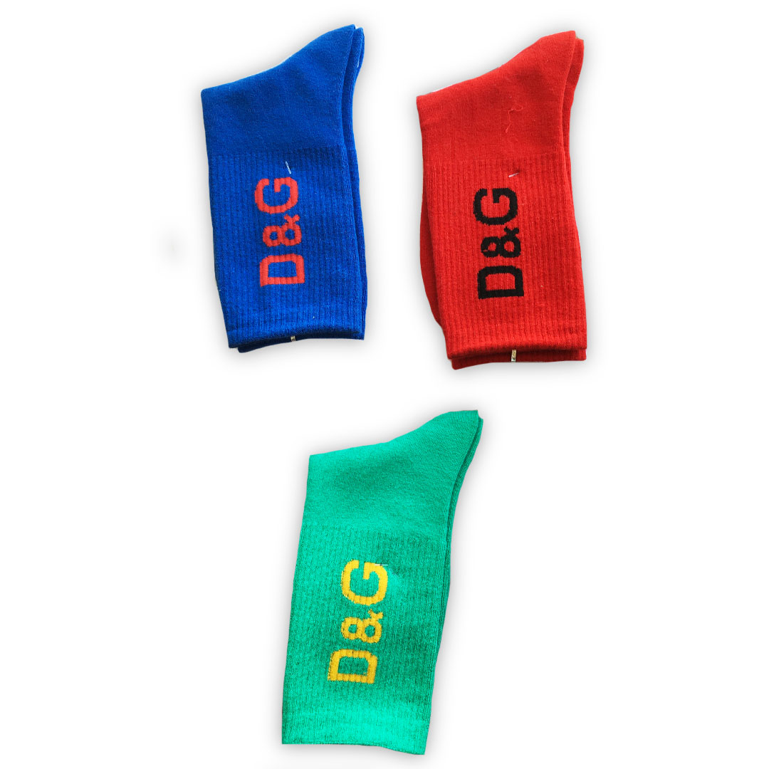Dolce and Gabbana socks Tanzania