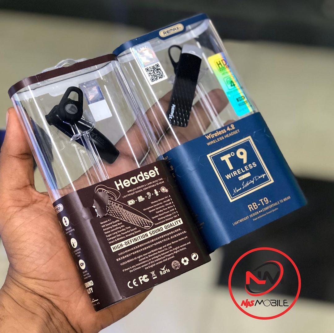 Remax headset wireless