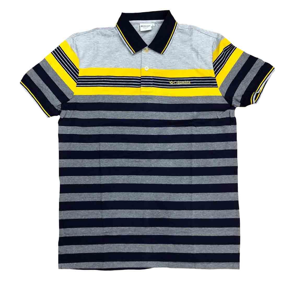Short sleeve polo shirt Tanzania