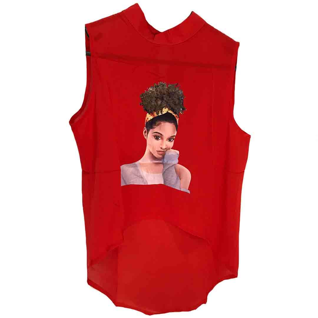Women blouses Tanzania