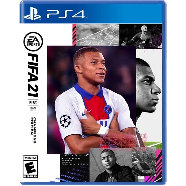 FIFA 21 Tanzania Standard Edition - PlayStation 4