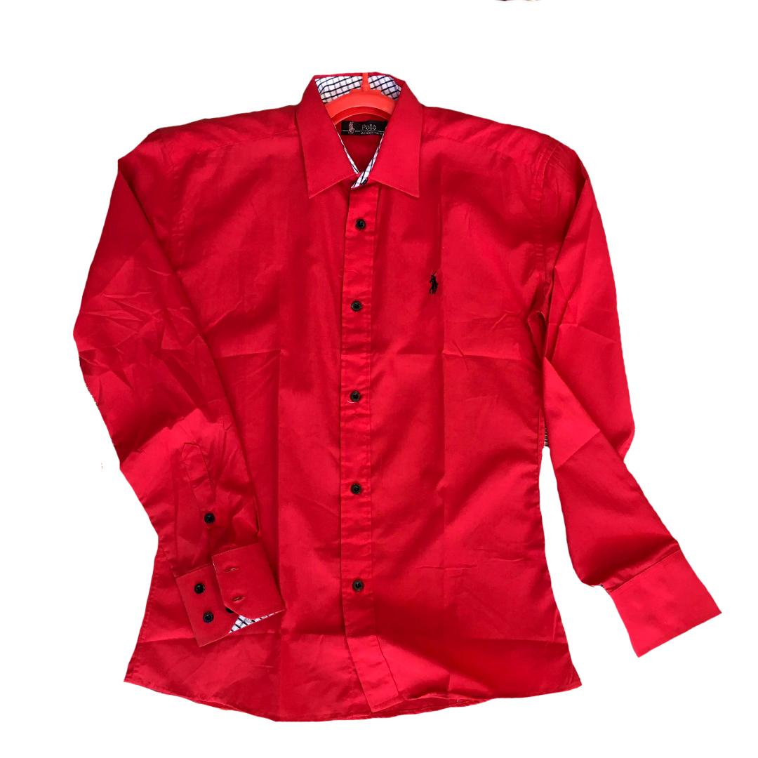 Shop men's Long sleeve shirt Tanzania
