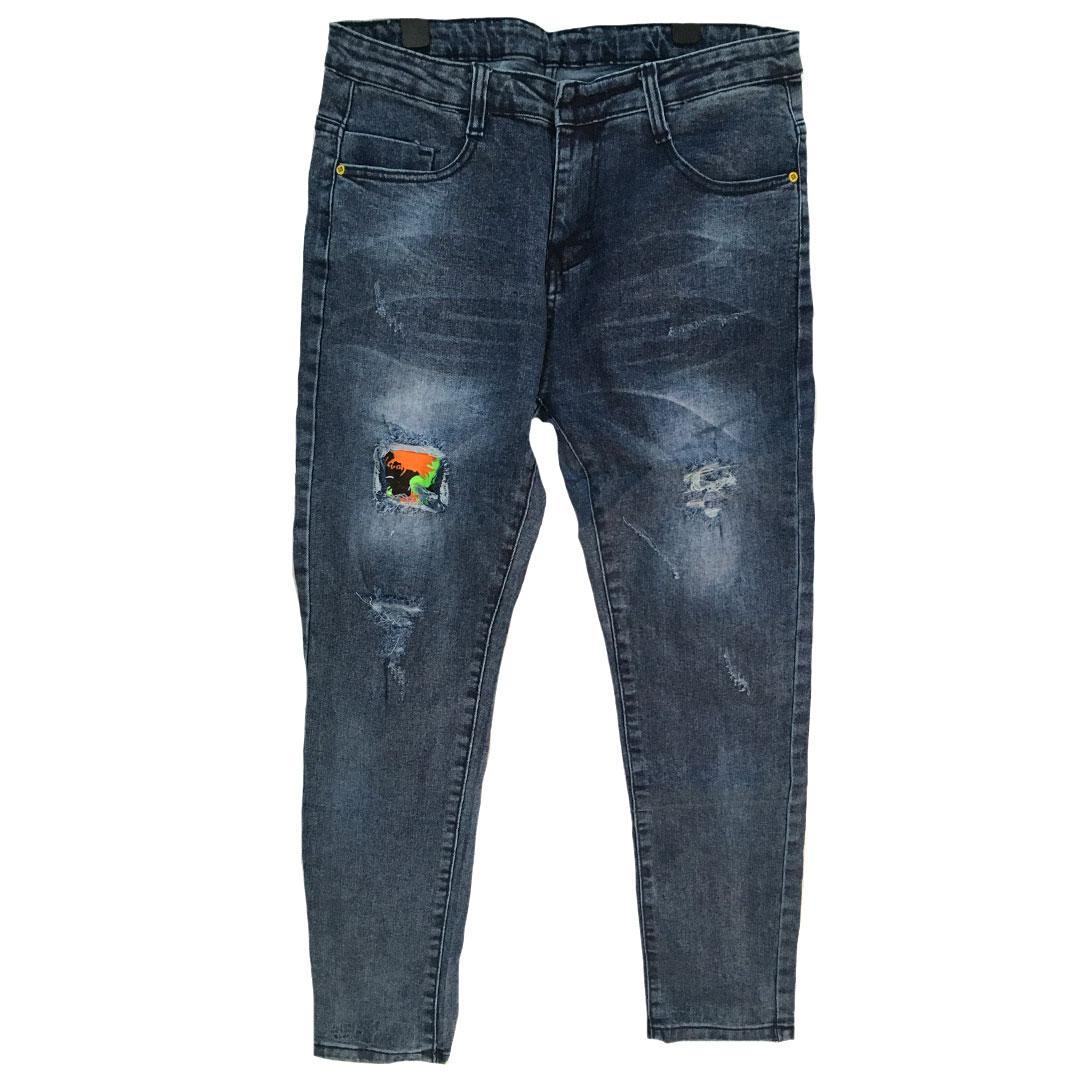 Men Torn Jeans Tanzania