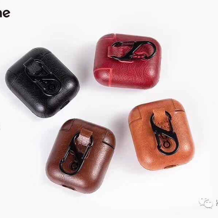 Airpods Leather Cases Tanzania
