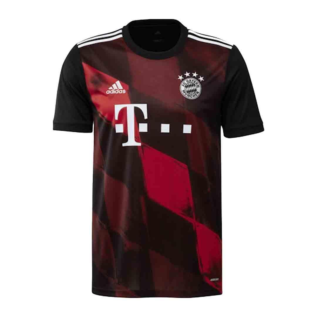 Jezi ya 3 ya BayernMünchen (3rdkit 2020/21)