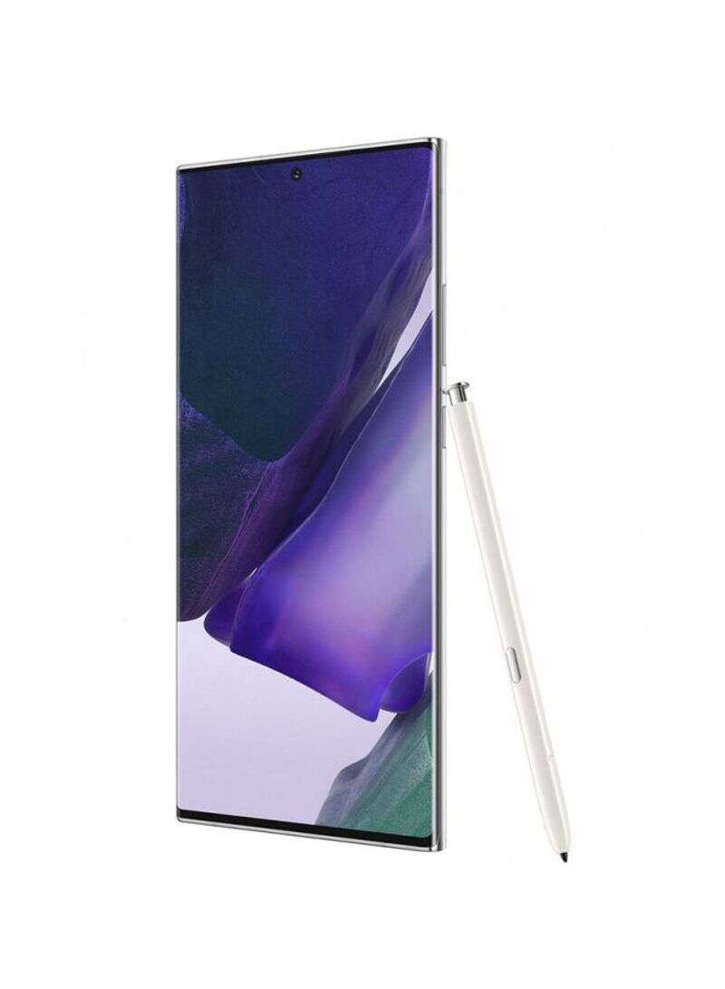 Samsung Galaxy Note20 Ultra [256GB 8GB RAM 4G LTE - Mystic White] in Tanzania