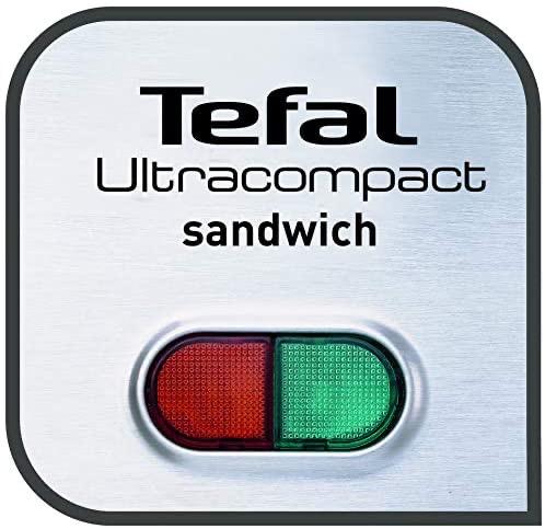 Tefal Sandwich Maker Tanzania (White, SM157042)