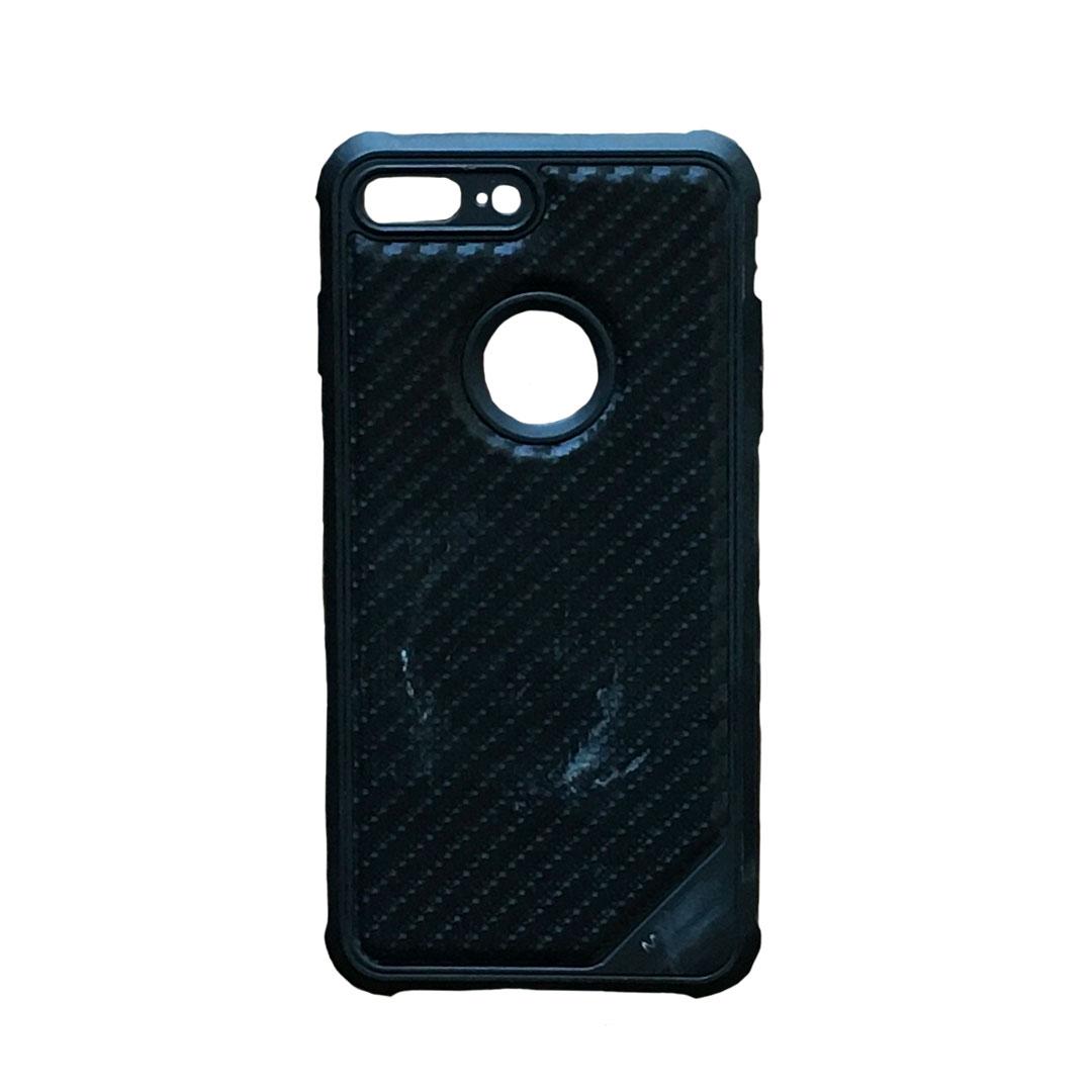 Plain Phone Case Tanzania - Black
