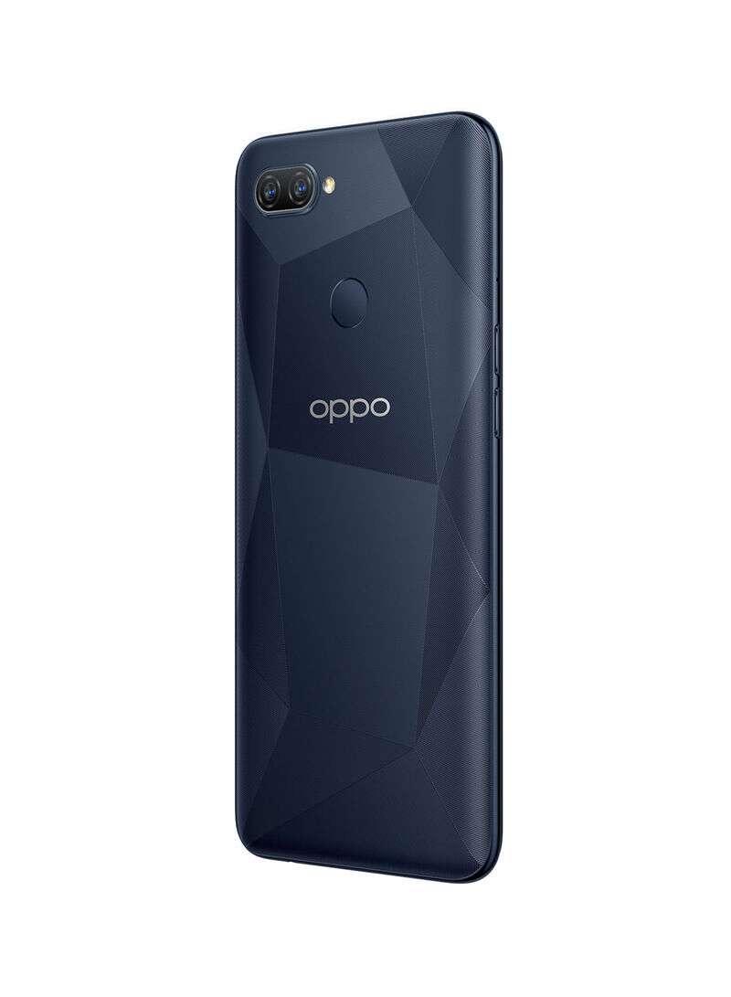 OPPO A12 Tanzania - Dual SIM 3GB RAM 32GB Storage 4G LTE - Black