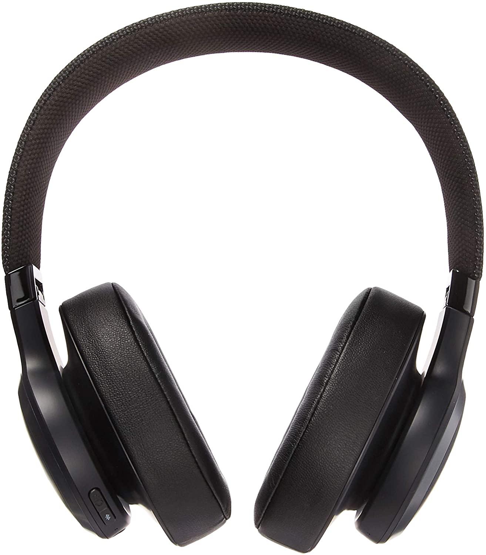 JBL LIVE 500BT - Around-Ear Wireless Headphone Tanzania- Black