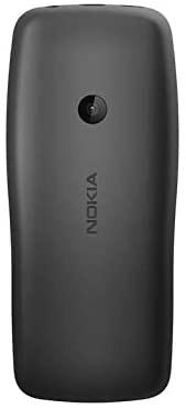 NOKIA 110 Tanzania Feature Phone, Dual SIM, 4 MB RAM, Camera - Black