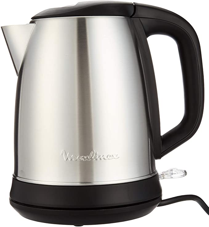 Moulinex Kettle Tanzania, Silver, BY550D27