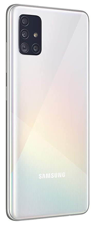 Samsung Galaxy A51 Price In Tanzania (White, 4GB RAM, 128GB Storage)
