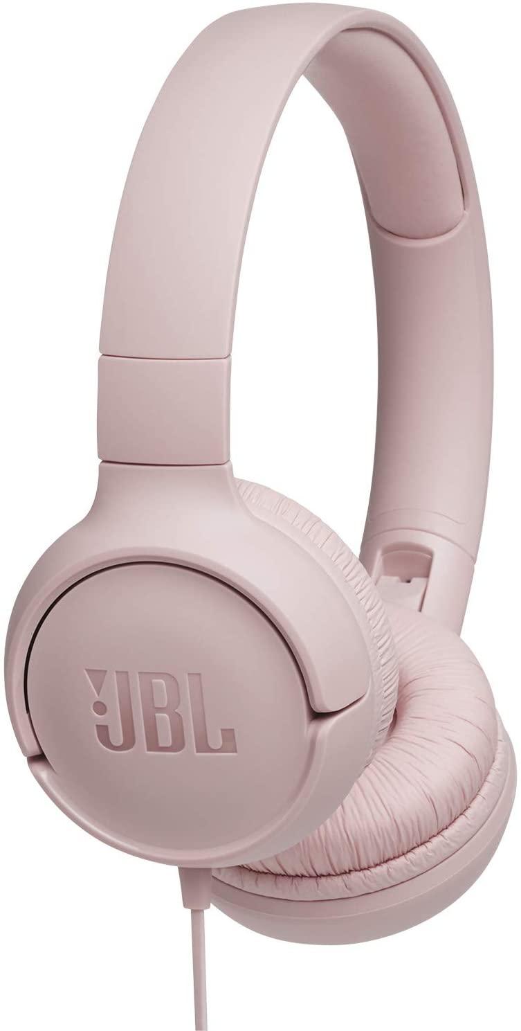 JBL TUNE 500 Price In Tanzania - Wired On-Ear Headphones - Pink