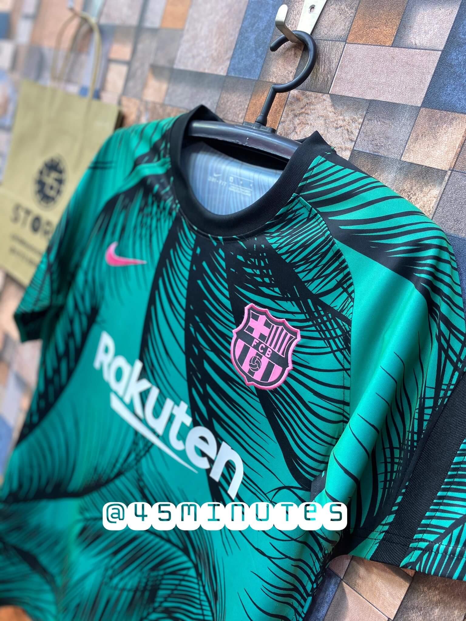 Barcelona Pre UCL Jersey(Kit) 2020 2021 Tanzania   Jezi za Barca 2020/21