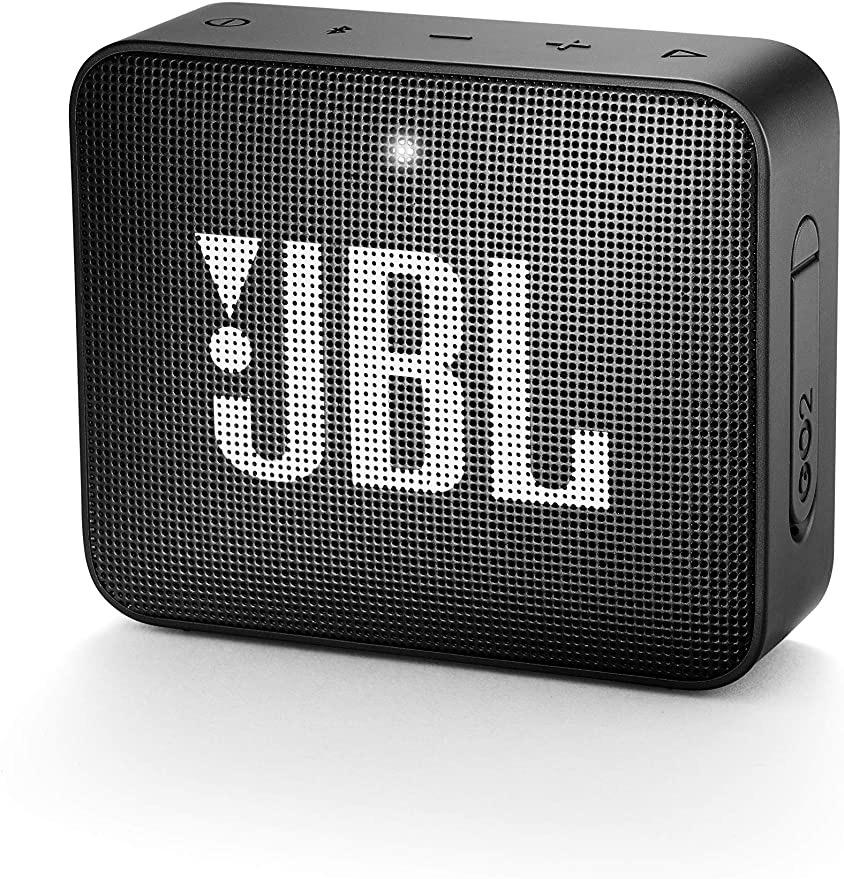 JBL Go 2 Portable Bluetooth Waterproof Speaker Tanzania - Black