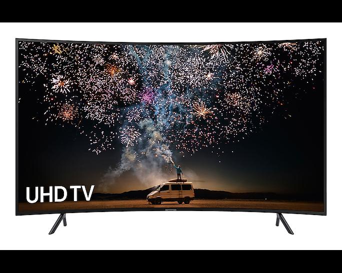 Samsung 49 inch RU7300 Curved HDR Smart 4K TV in Tanzania