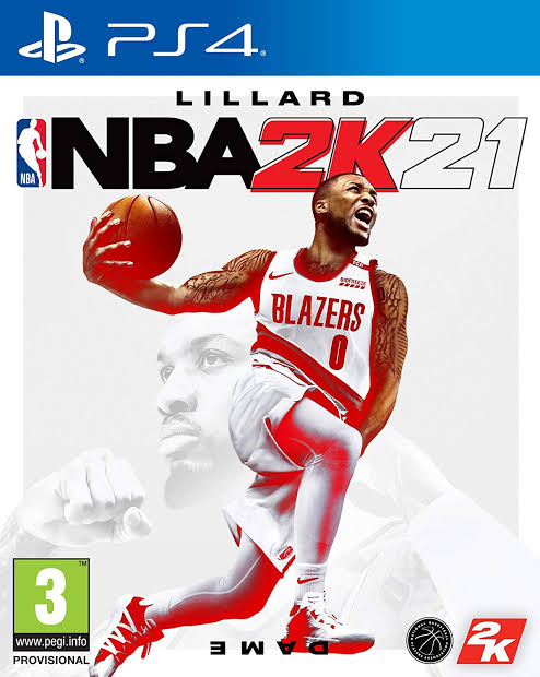 NBA 2K21 Tanzania  - PlayStation 4 Standard Edition