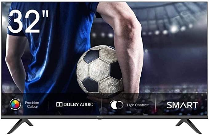 Hisense 32 inch 32A6000F Full HD SMART LED TV Tanzania