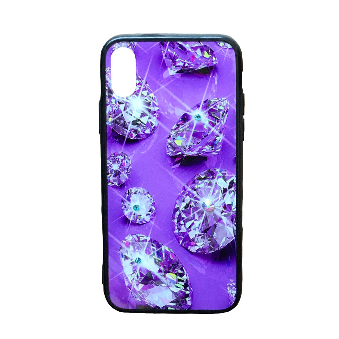 Diamonds Phone Cover Tanzania
