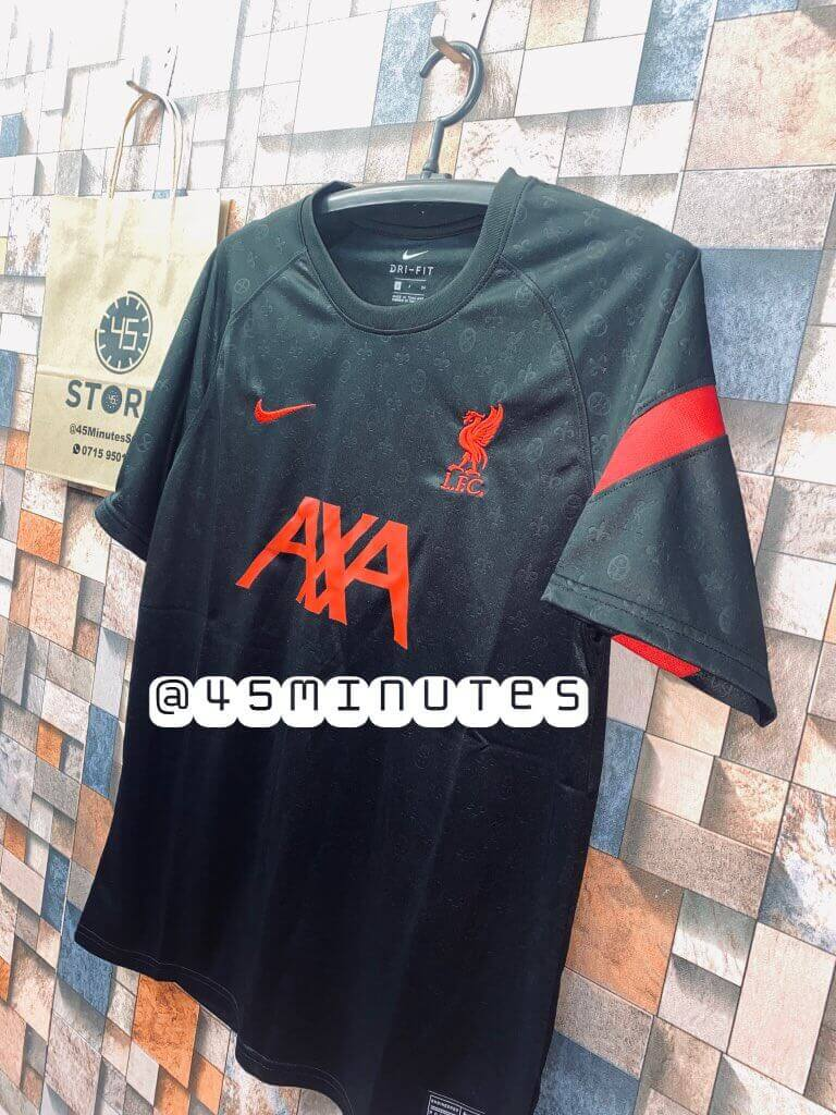 LIVERPOOL TRAINING JERSEY(KIT) 2020 2021 TANZANIA | JEZI MPYA ZA LIVERPOOL 2020/21 ORIGINAL