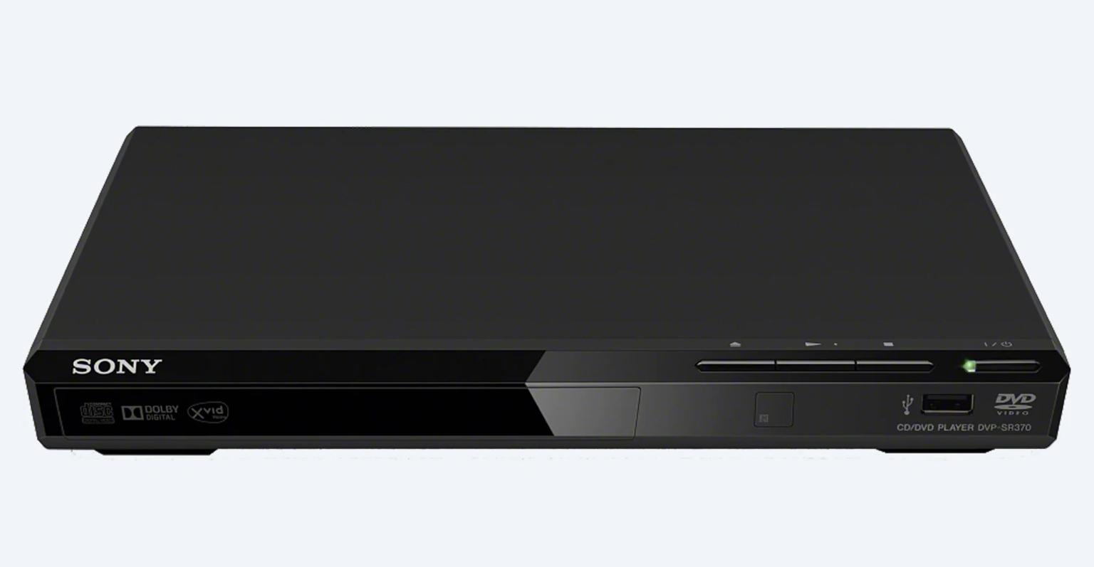 Sony DVP-SR370 Multisystem DVD Player Tanzania - Black