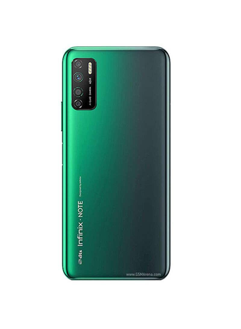 Infinix Note 7 Lite Tanzania - Forest Green 4GB RAM 64GB 4G LTE