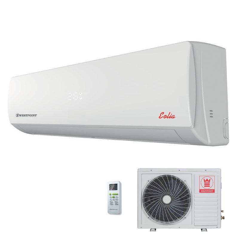 Westpoint Wall Split Air Conditioner 24,000BTU Tanzania – WST-2419.E   AC ZA WESTPOINT