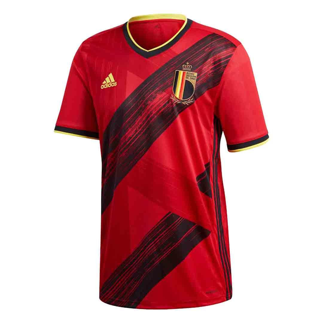 Belgium Euro Home JERSEY (KIT) TANZANIA 2020/21