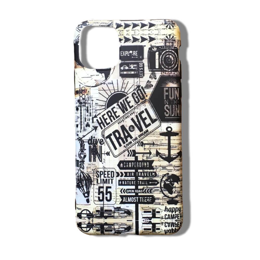 Pretty Phone Case Tanzania