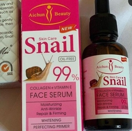 Snail serum