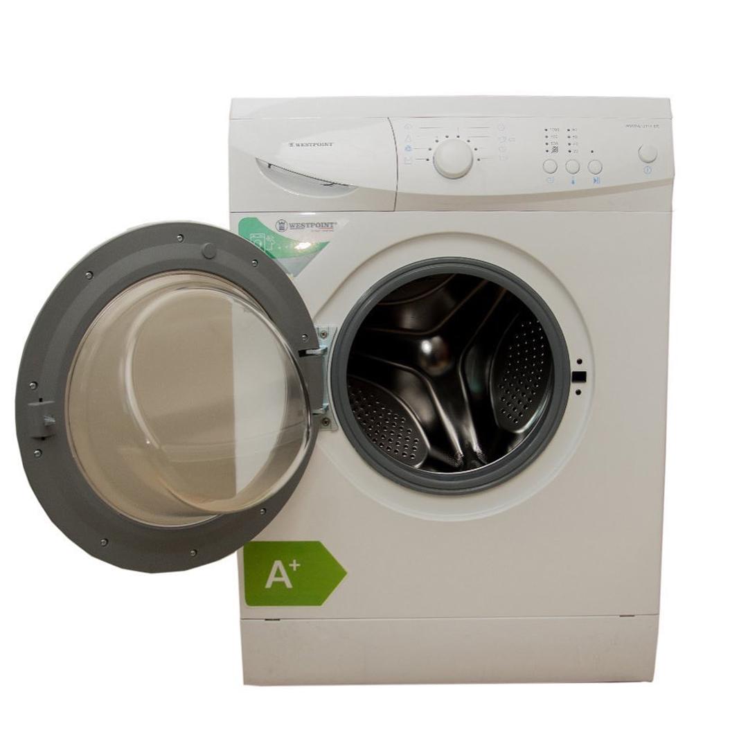 Westpoint Washing Machine 6Kg Silver Tanzania, WMS -610319 | Mashine za Kufua Westpoint