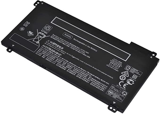 RU03XL Laptop Battery Replacement for HP L12791-855 HSTNN-IB8P HSTNN-IB8K 11.4V 48Wh Tanzania