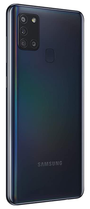 Samsung Galaxy A21s Price in Tanzania (Black, 4GB RAM, 64GB Storage)