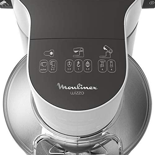 Moulinex Kitchen Machine, Wizzo 1000 Watts, 4 liter bowl capacity Tanzania, QA311127