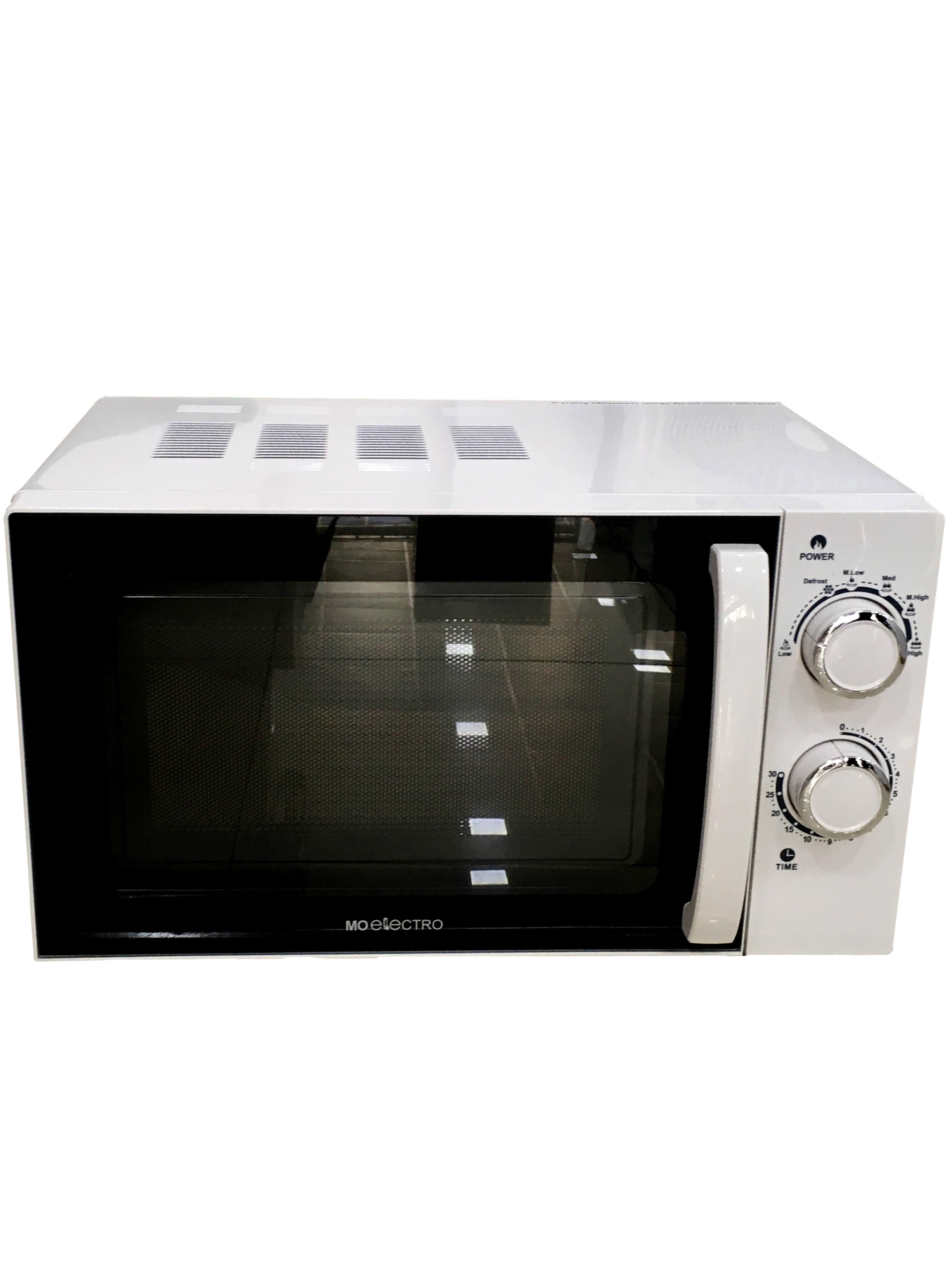 Mo Electro Microwave (Manual ,20L, White)