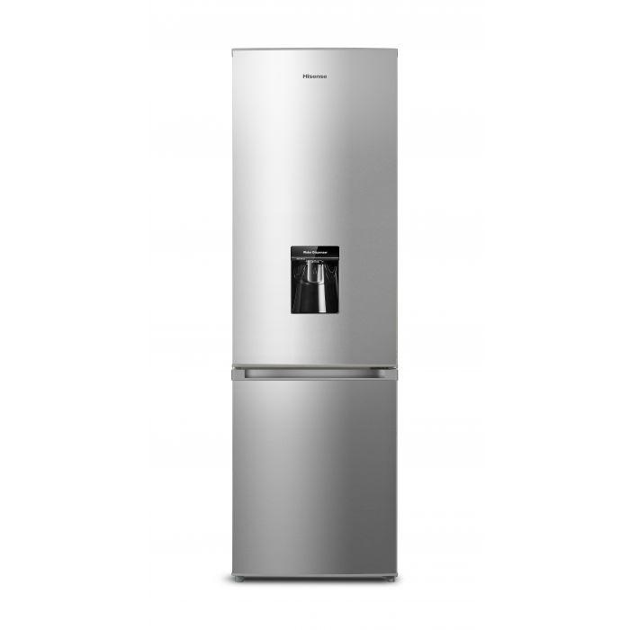 Hisense 359L Bottom Freezer Fridge With Water Dispenser Tanzania , H359BIWD