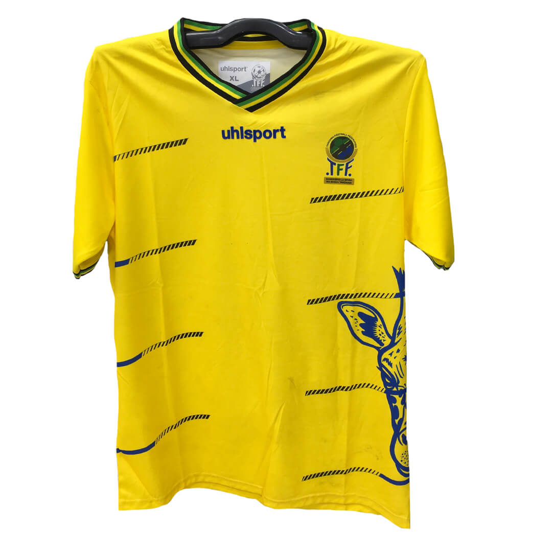 TAIFA STARS AWAY JERSEY(KIT) 2020 2021 | TANZANIA FOOTBALL JERSEY 2021 ORIGINAL