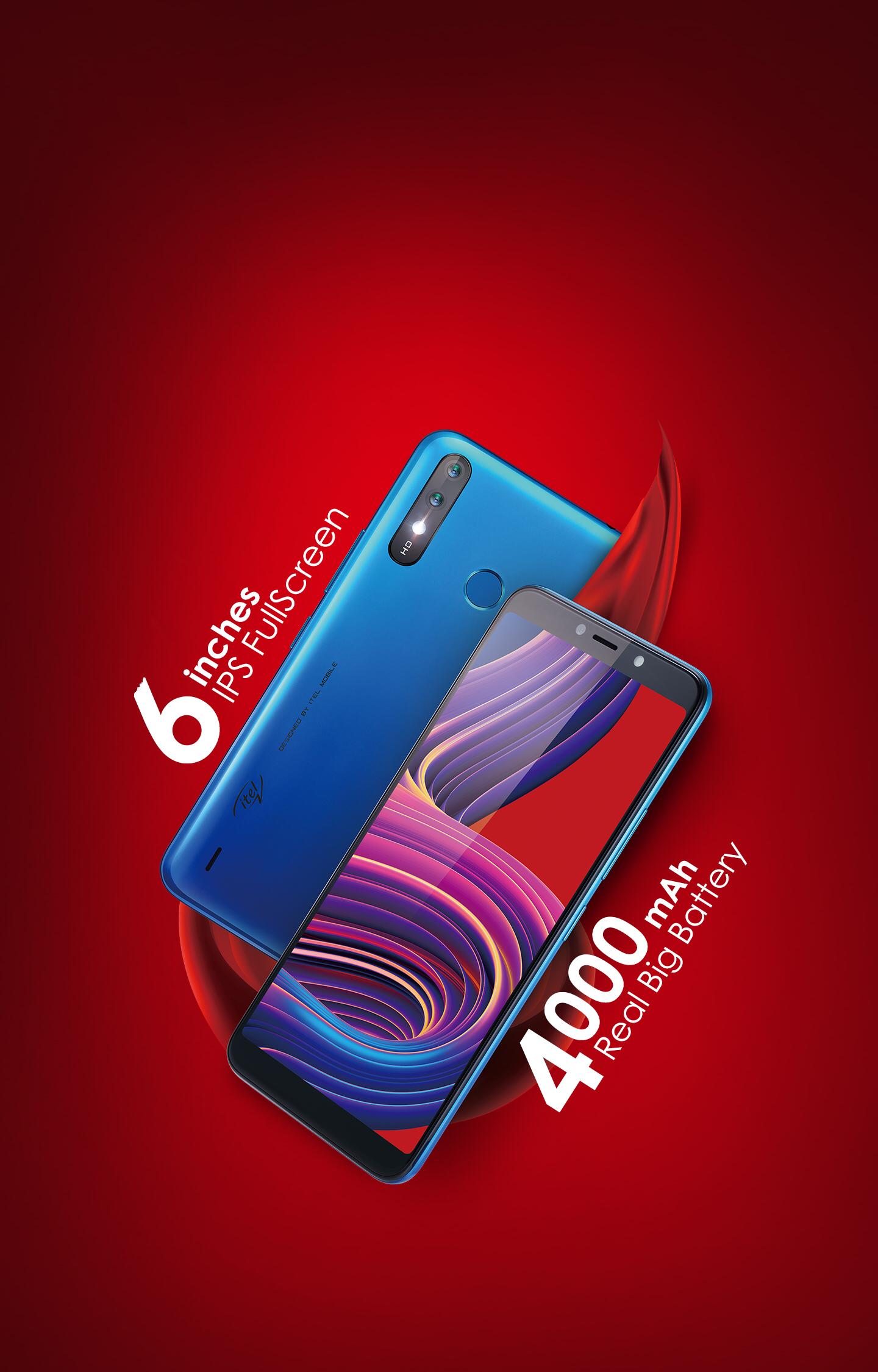Itel A56 Pro Price in Tanzania  ( Blue, 2GB RAM,  32GB Storage)