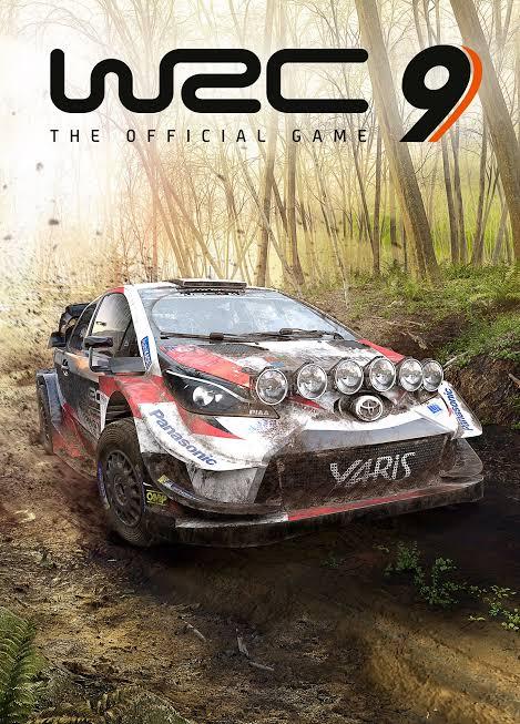 WRC 9 (PS4) - PlayStation 4 Tanzania