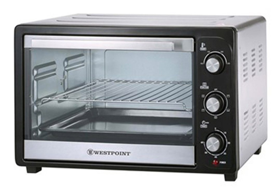 Westpoint  Mini Oven 63L Tanzania(Silver, WOY-6317.5.BS)