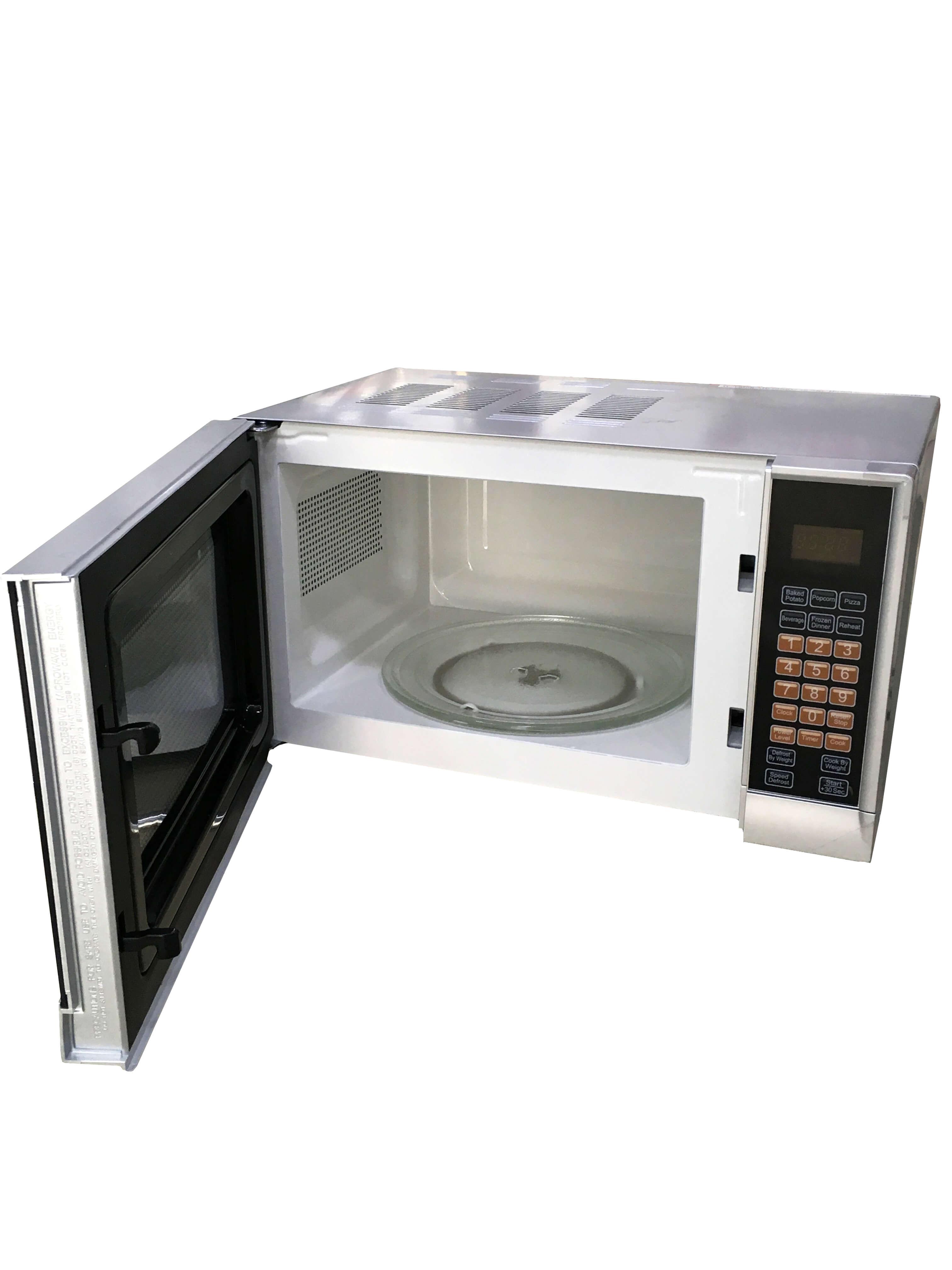 Mo Electro Digital Microwave 20L, Silver